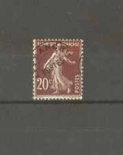 """FRANCE STAMP TIMBRE PREOBLITERE N°54 """"SEMEUSE 20c SURCHARGE A CHEVAL"""" NEUF xx TB"""