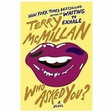 Who Asked You? [Hardcover] [Sep 17, 2013] McMillan, Terry
