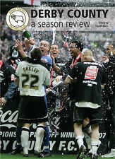 Derby County - A Season Review 2006-2007 - Rams book