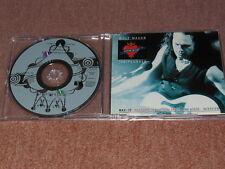WOLF MAAHN - (UN) PLUGGED IRGENDWO IN ....... LIMITED SINGLE-CD 1994 MINT!