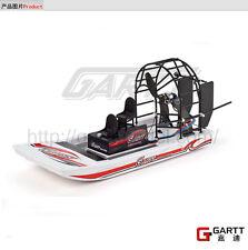 High Speed Remote Control Swamp Dawg Turbo Cruise RC Air Boat Kit W/ Motor Servo
