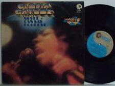GLORIA GAYNOR disco LP NEVER CAN SAY GOODBYE made in ITALY 1975 STAMPA ITALIANA