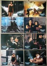 RESIDENT EVIL - Jovovich - JEU ALLEMAND DE 8 PHOTOS / 8 GERMAN LOBBY CARDS