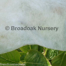 12m x 1.5m HORTICULTURAL FLEECE Garden Frost Protection