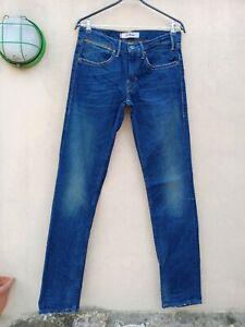 Levi's 519 Slim W31 L34 Levis jeans uomo D2681
