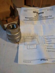 Spirax Sarco MST21 Scaricatore di condensa termostatico a pressione bilanciata