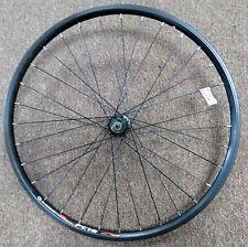 Rear Wheel 26 in Alloy Rim 8 spd Cassette Dbl Wall Rim for Mountain Comfort Bike
