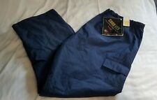 RedHead GORE-TEX Men's XXL 2XL Navy Waterproof Hunting Pants New With Tags USA