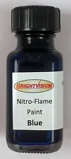 Brightvision BLUE Nitro-Flame Redline Restoration and Custom Paint - BLUE