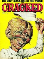Cracked Magazine 145 Issue Collection Of Humor On USB Flash Drive