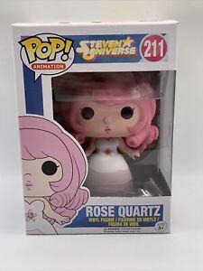 Rose Quartz - Steven Universe - Vaulted - #211 - Funko Pop!