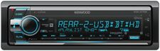 Kenwood Excelon KDC-X702 In-Dash CD Receiver with Built-in Bluetooth & HD Radio