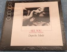 DEPECHE MODE - See You (extended) - CD Single - New/Sealed - Last 3 in Stock !!!