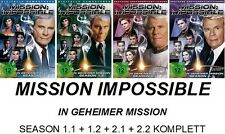 Mission Impossible - In geheimer Mission - KOMPLETTE SERIE DVD NEU + OVP