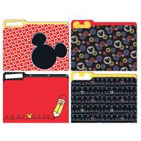 Mickey Color Pop File Folders