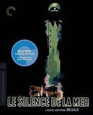 Le Silence De La Mer Blu-ray; Criterion Collection; Like NEW