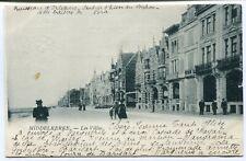 CPA - Carte Postale - Belgique - Middelkerke - Les Villas- 1901 (B9053)