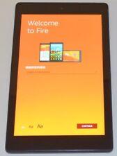 Amazon Kindle Fire HD 8 16GB 6th Gen Wi-Fi 8in Black w/ Alexa GREAT CONDITION!