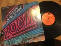 Zoom: Saturday, Saturday Night LP POLYDOR PD-1-6343..80's Soul-Funk..VINYL in EX