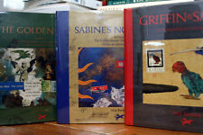 Griffin & Sabine Trilogy - Sabine's Notebook, The Golden Mean HC/DJ Nick Bantock