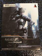 Square Enix Appleseed Alpha: #1 Deunan Knute Play Arts Kai Action Figure Sealed