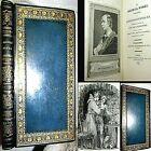 1816 COMPLETE POEMS OLIVER GOLDSMITH ILLUS FINE LEATHER POETRY HERMIT TRAVELLER