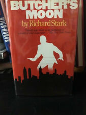Richard Stark BUTCHER'S MOON Rare fine first editionin beautiful dust jacket