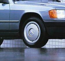 MERCEDES BENZ W201 W124 190 200 D E Radzierblende Radkappe Raddeckel A2014010224
