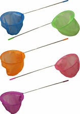 Telescopic Butterfly/Insect/Fish Net - pick your color!