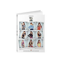 TWICE - YES or YES [B ver.] (6th Mini Album) CD+Photocards+Extra Photocards Set