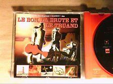CD 4 TITRES / ACADEMY X / LE BON LA BRUTE ET LE TRUAND / TRES BON ETAT