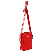 Supreme SS18 Shoulder Bag - RED