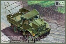 IBG Models 72018 1/72 Chevrolet C.15a No.11 -cab GS 2c1 All Steel Body Plastic M