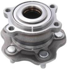 Rear Wheel Hub FEBEST 0282-S51R OEM 43202-JK00A