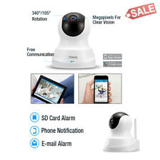 Lot 5 Tenvis 720p Wi-Fi Indoor Camera Built-in Mic Night Vision Pet Baby Monitor