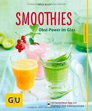 Smoothies: Obst-Power im Glas (GU Küchenratgeber Re...   Buch   Zustand sehr gut