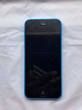 Apple iPhone 5c Model A1532 Baby Blue 4 Parts Pass Word Locked