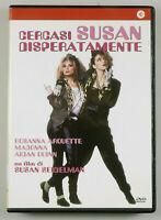 "PRL) DVD VIDEO ""CERCASI SUSAN DISPERATAMENTE"" PSV3488 MADONNA FILM MOVIE SONG"