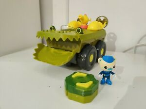 Octonauts Gup K Remote Controlled Swamp Truck Vehicle, Barnacles - Fully Working