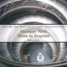 Verdi / Ramos / May / Ende / Sym Aachen / Bosch - Missa de Requiem [New SACD] Hy