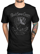 Official Black Stone Cherry Rooster T-Shirt Rock Chris Robertson Magic Mountain