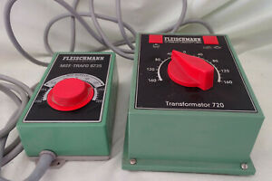 Fleischmann Trafo 6735 MSF + 720