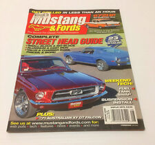 Mustang and Fords Magazine - August 2006