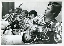 THE BEACH BOYS ON TOUR 1966 RARE VINTAGE PHOTO ORIGINAL DENNIS WILSON