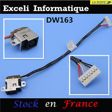 Connecteur Dc power jack cable wire HP pavilion  DV6-6b63sf