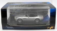 Véhicules miniatures gris acier embouti BMW