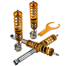 Coilovers Suspenisons For VW Golf MK2 MK3 Height Adjustable Lowering Suspension