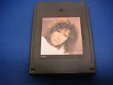 Barbara Streisand,8 Track Tape,Tested,Memories, Evergreen,New York State of Mind