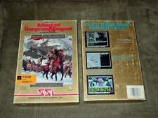 """Advanced Dungeons & Dragons - C-64 Computer 5.25"""" - Secret of the Silver Blades"""