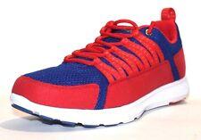 Supra Owen London 2012 Edición limitada en Rojo/blanco/azul zapatillas talla 11